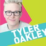 Face of Tyler Oakley