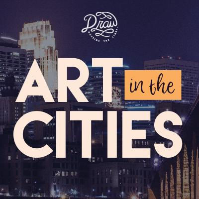 Art in the Cities logo