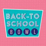 Back to School Bowl Logo