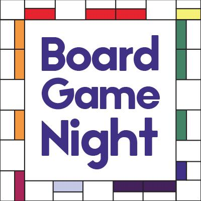 Board Game Night Logo