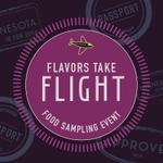 Flavors Take Flight Logo