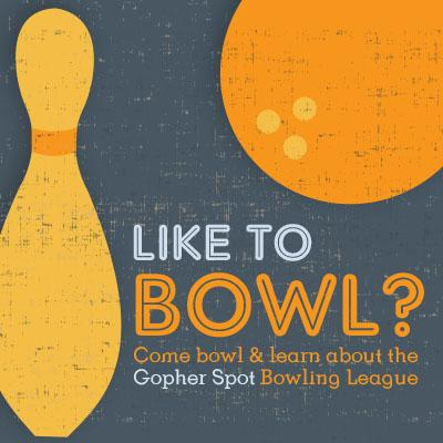 GS Bowling League Logo