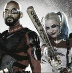 Image of two of the villains in Suicide Squad