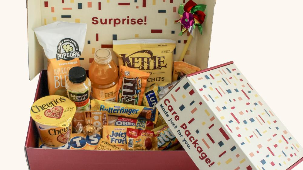 Image of Box of Sunshine.