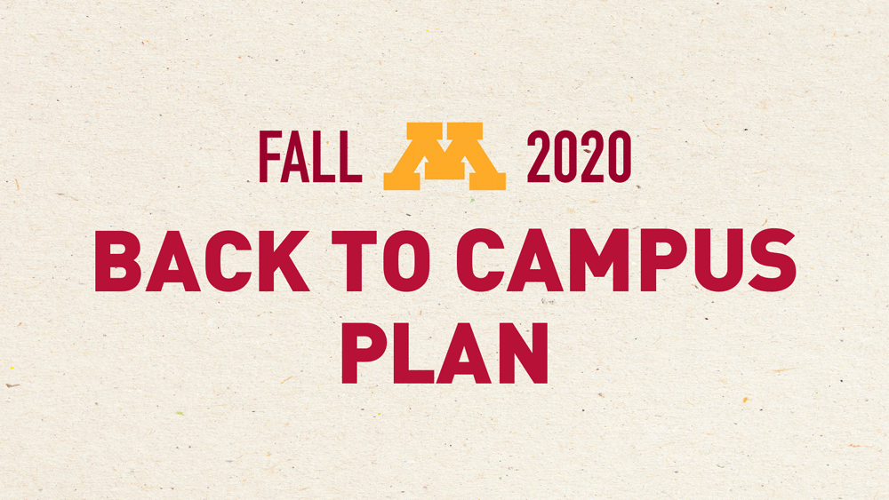 Fall Back to Campus Plan