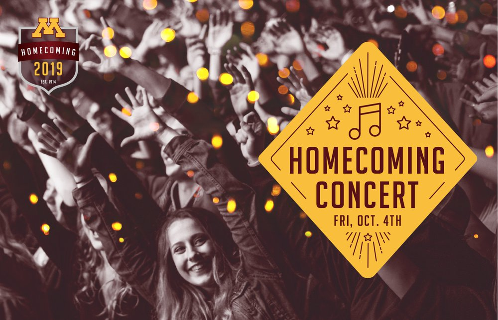 Homecoming Concert 2019