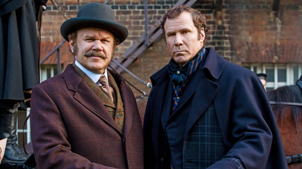 Films: Holmes and Watson