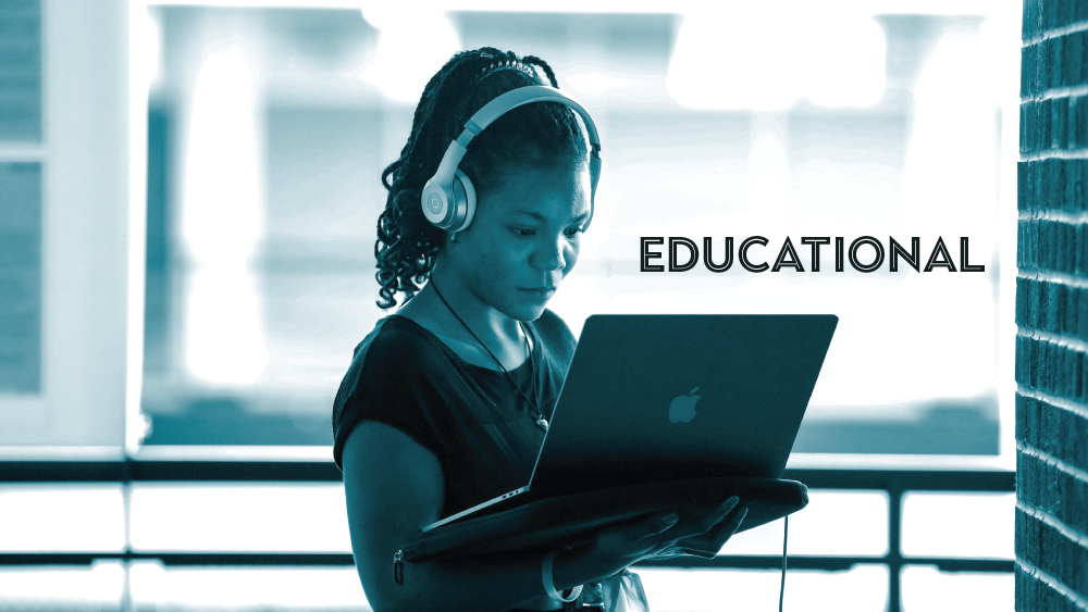 Off-Campus Virtual Events: Educational