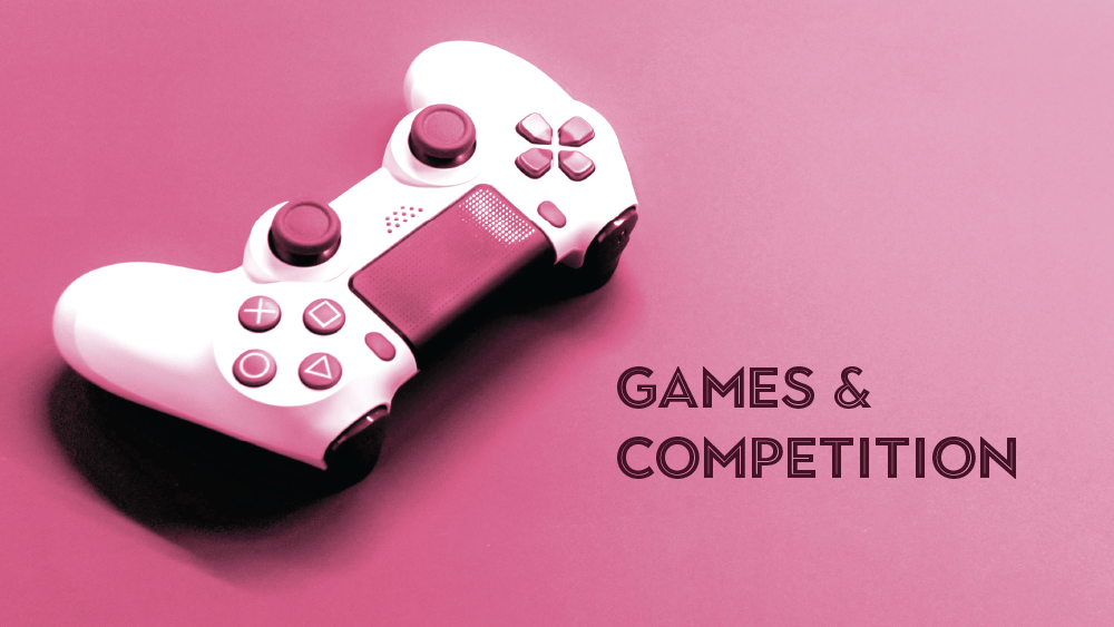 Off-Campus Virtual Events: Games & Competition