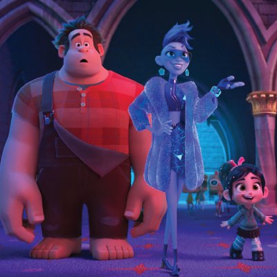 Films: Ralph Breaks the Internet