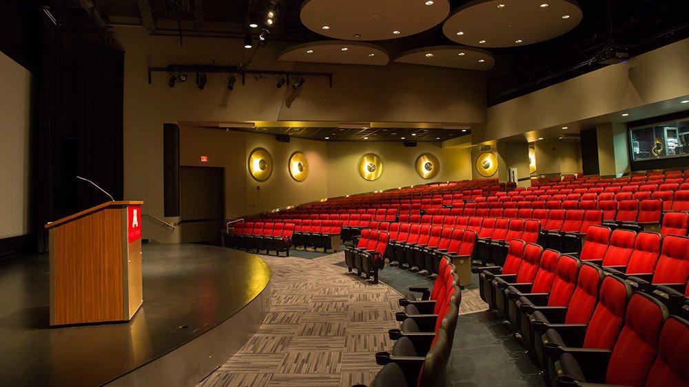 Coffman Theater | Student Unions & Activities