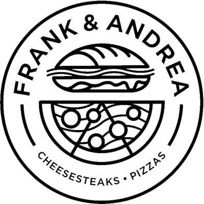 Frank and Andrea Logo