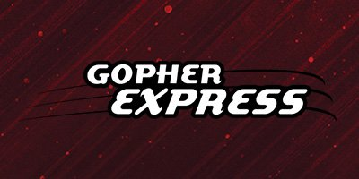 Gopher Express Logo