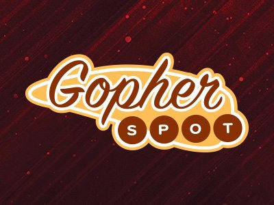 Gopher Spot Logo 400x300