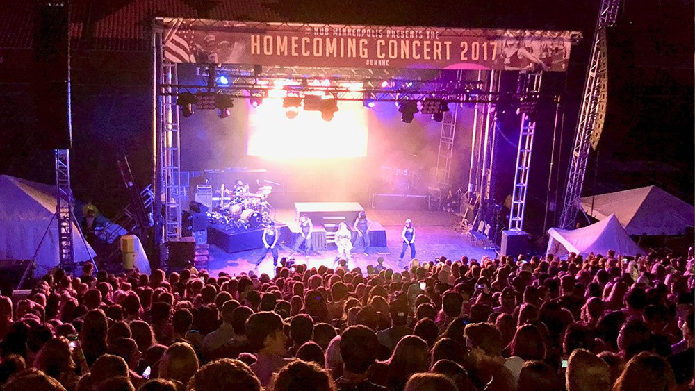 Homecoming 17 Concert